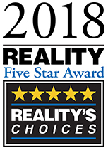 2018 Reality 5 Star Award Reality's Choices