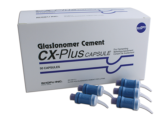 CX-Plus GlasIonomer