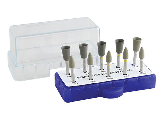 Ceramisté Polishing Kit
