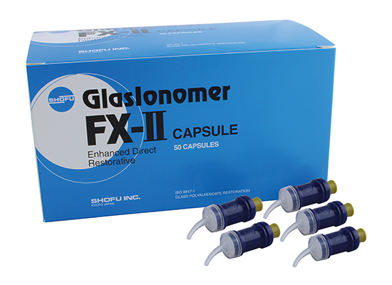 GlasIonomer FX-II
