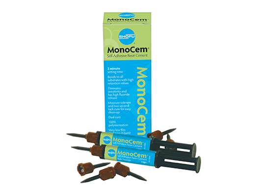 MonoCem Self-Adhesive Resin Cement