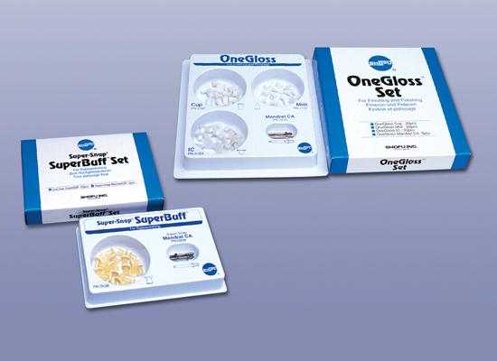 OneGloss / SuperBuff Combo Set