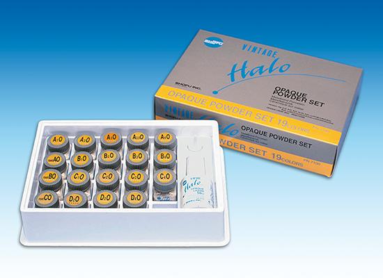 Vintage Halo Opaque Powder Set
